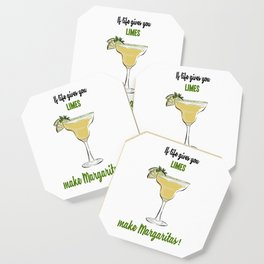 Margaritas Coaster