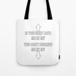 Funny Meme Quote Tote Bag
