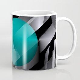 3D - abstraction -125- Coffee Mug