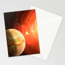 Planet Venus Stationery Cards