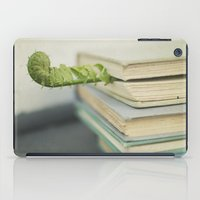 books iPad Cases featuring Books by Pure Nature Photos