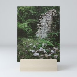 Forest Ruins Mini Art Print