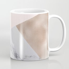 Rosy layers Coffee Mug