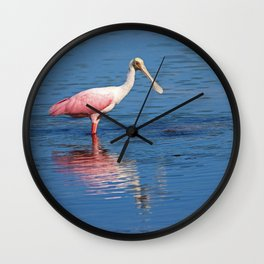 If You're Sexy Then Flaunt It Wall Clock