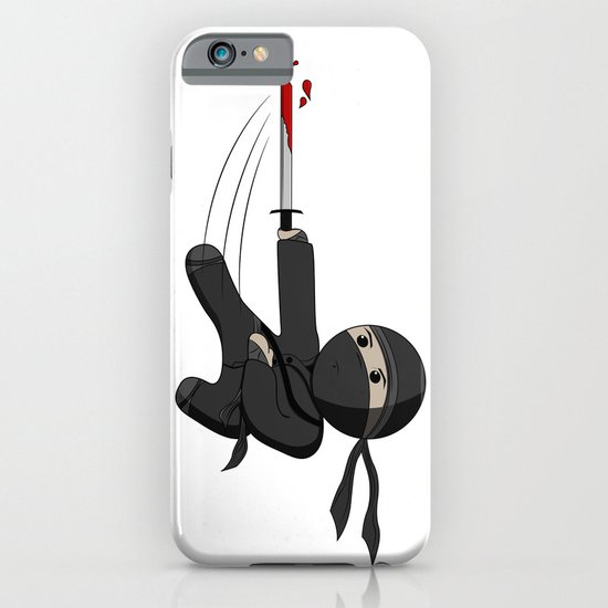 Ninja Swing iPhone & iPod Case