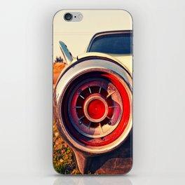 T-Bird taillight iPhone Skin