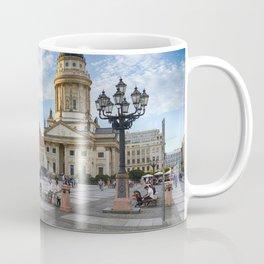 Berlin Gendarmenmarkt Color Coffee Mug