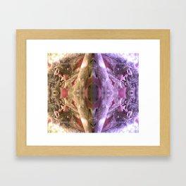 Crepe Again Framed Art Print