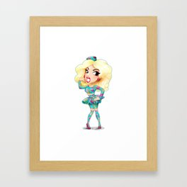 Cute Drag Queens - Katya Zamo Framed Art Print