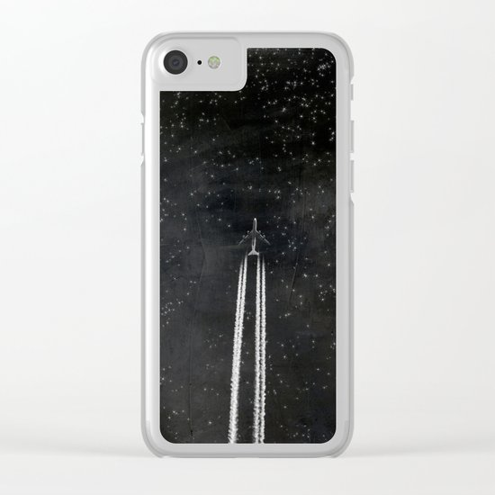 StarFlight Clear iPhone Case