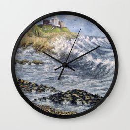 Mumbles Point Wall Clock