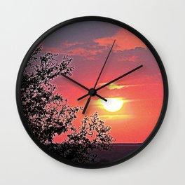 17ne034 Wall Clock