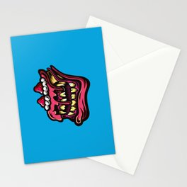 Cake Monster Stationery Cards
