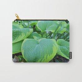 Hosta Plantaginea Carry-All Pouch