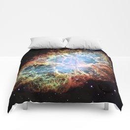 The Crab Nebula Comforters