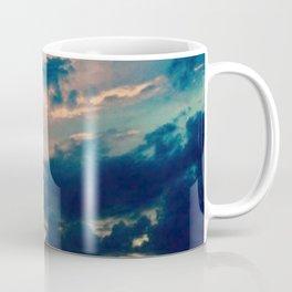 """Chicago Sunset of Hues"" Coffee Mug"