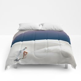 Falling over you Comforters