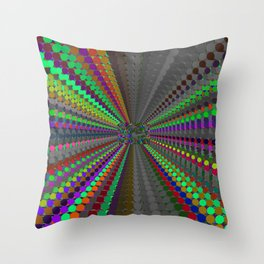 Several ways downstairs ... Throw Pillow