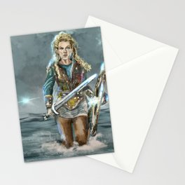 Lagertha  Stationery Cards