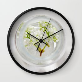 We will be conscious of our sanctity* Wall Clock