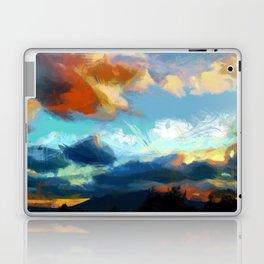 ASHOKAN SUNSET Laptop & iPad Skin