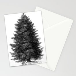 Blue spruce #society6 Stationery Cards