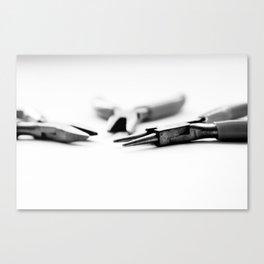 Jewelry Tools Canvas Print