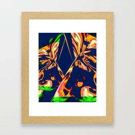 Cache Framed Art Print
