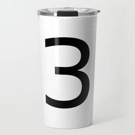 3 - Three Travel Mug