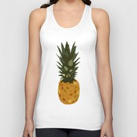 psych Tank Tops featuring Psych by Lauren Lee Design's