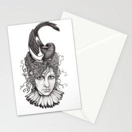 One For Sorrow.... Stationery Cards