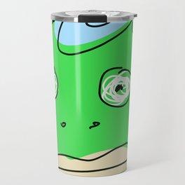 Green Monsta Travel Mug