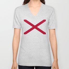 Alabama Unisex V-Neck
