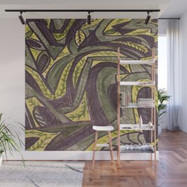 Not Your average Grapevine Wall Mural
