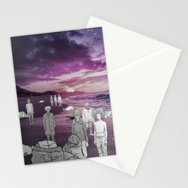 Stranded Stationery Cards