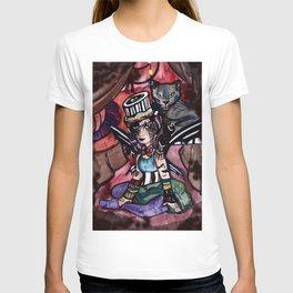 Circus of Shadows T-shirt