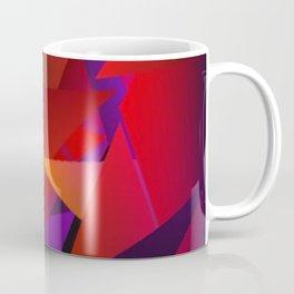 Smoke Screen Abstract 6 Coffee Mug