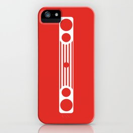 Vanagon Grilling iPhone Case
