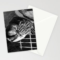 Bane The Pain  Stationery Cards