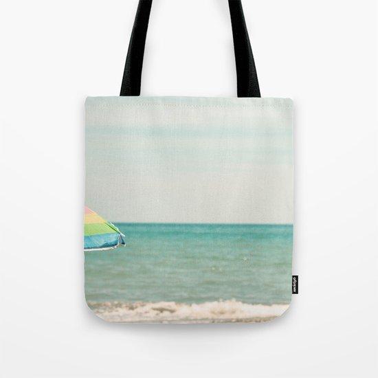 Sombrilla Tote Bag