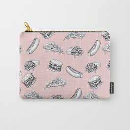 Fast food pattern Carry-All Pouch