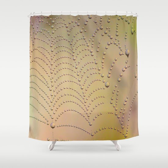 Networked Shower Curtain