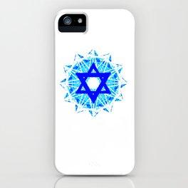 Jewish Star iPhone Case
