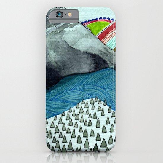 Landscapes / Nr. 4 iPhone & iPod Case