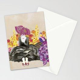 Lady Siri Stationery Cards
