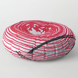 #4 MODERN ABSTRACT PAINTING Floor Pillow