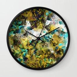 JAPANESSE DANCING Wall Clock