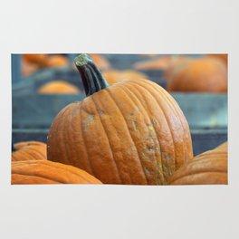 Pumpkins Rug