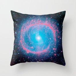 Lying in a zero circle ii Throw Pillow