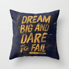 I. Dream big Throw Pillow